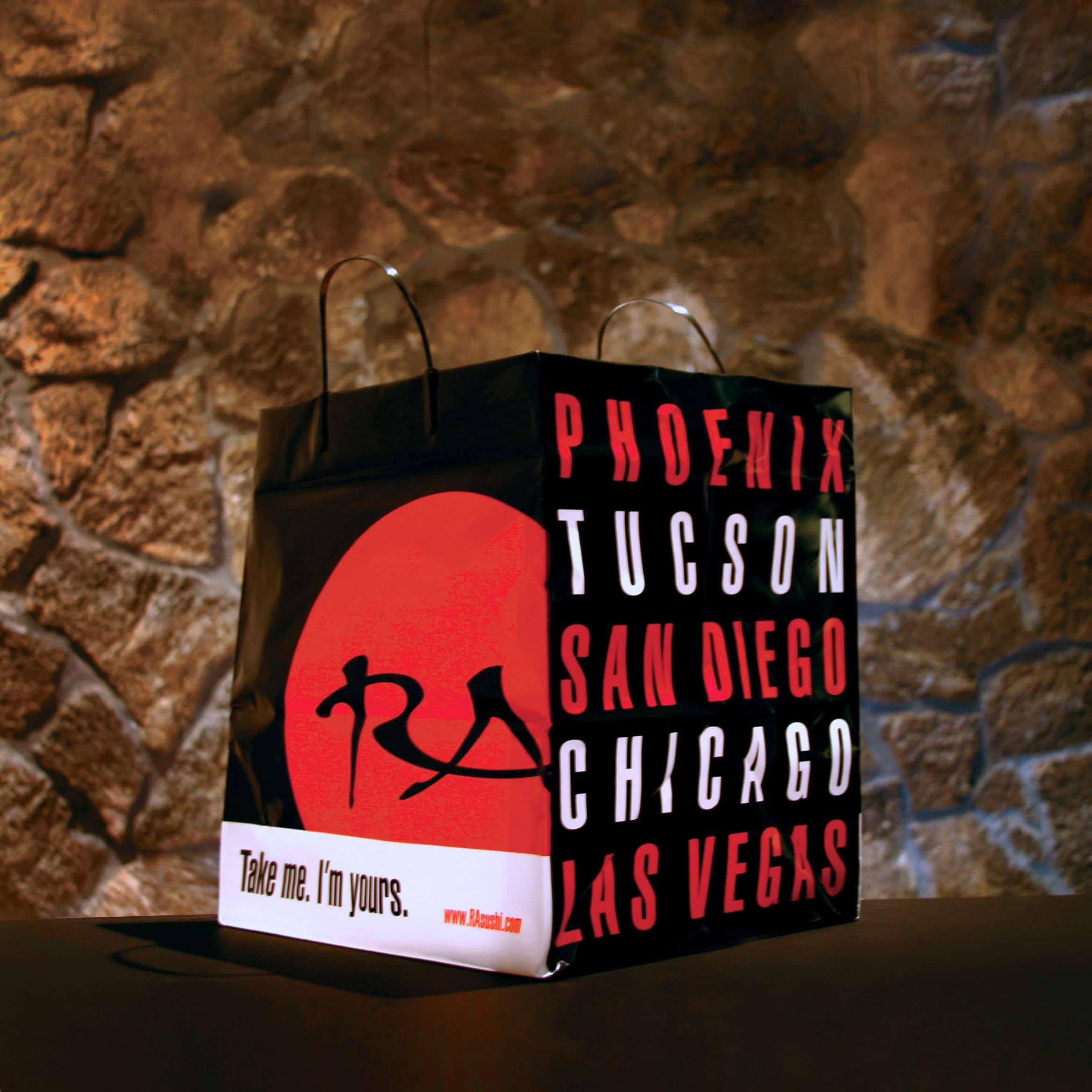 Restaurant branding — Packaging design